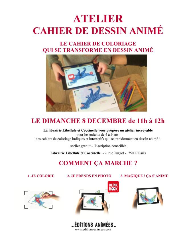 editions animées 8 decmbre